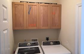 build upper cabinets laundry room makeover u2014 revival