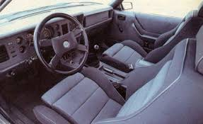 1984 mustang svo value archived 1984 ford mustang svo review car and driver