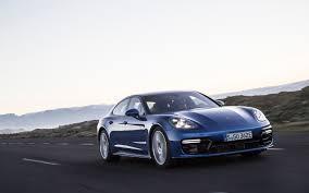 Porsche Panamera Modified - 2018 porsche panamera 4 e hybrid performance efficiency and