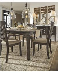 here u0027s a great deal on alexee 5 piece dining room by ashley