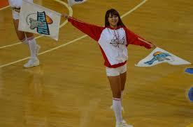 Cheerleader Flags Incheon Et Land Elephants Basketball U2013 Cheerleader U2013 Modern Seoul