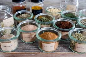 Buying Used Kitchen Cabinets by How To Stock A Basic Spice Cabinet The Pioneer Woman