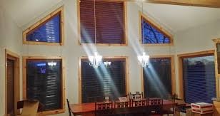 Blinds For Angled Windows - budget blinds college station tx custom window coverings