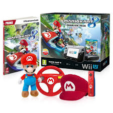 wii u mario kart 8 red mario bundle nintendo uk store