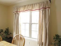 curtains dining room valance curtains decor best 25 valance ideas