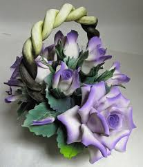 capodimonte basket of roses 173 best capodimonte images on chelsea figurines and