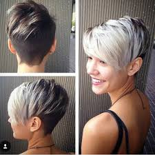 sexy hot back views of pixie hair cuts 60 cool short hairstyles new short hair trends women haircuts 2017