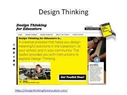 design thinking exles pdf mindset