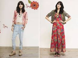 bohemian fashion embroidered bohemian fashion styles rapsodia 2013