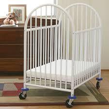 Mini Crib Mattress Size by Round Crib Bedding All About Crib