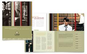 lawyer u0026 law firm brochure template word u0026 publisher