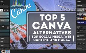 canva not saving top 5 useful canva alternatives for social media web content and