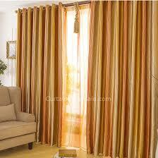 la chambre des couleurs unique chambre des rideaux occultants dans des couleurs or café