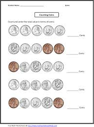 easy money worksheets worksheets