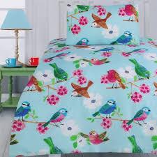 summer birds quilt cover set bird bedding kids bedding dreams