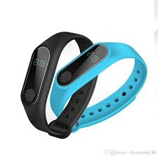 bracelet activity tracker images M2 fitness tracker watch band heart rate monitor waterproof jpg