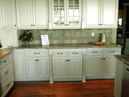 cabinet white rustic kitchendistressed chalk paint cabinets