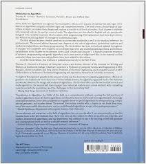 introduction to algorithms livros na amazon brasil 9780262033848