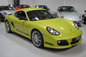 porsche r used porsche cayman r manual jzm limited showroom