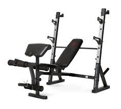 Weight Bench Sports Authority Olympic Weight Bench With Squat Rack