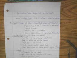 notebook and class work marine bio oceanography