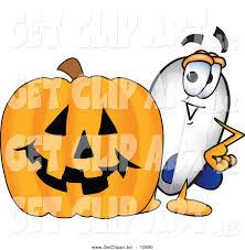 Cute Halloween Graphics by Blimp Clipart Clip Art Of A Cute Blimp Mascot Cartoon Character