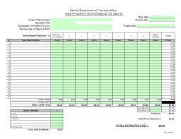 resume format pdf download free job estimate construction bid sheet template construction estimate blank