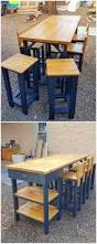 Patio Furniture Out Of Wood Pallets by Best 10 Wood Pallet Tables Ideas On Pinterest Pallet Furniture
