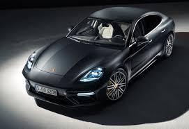 Porsche Cayenne Redesign - 2019 porsche panamera coupe concept performance release date