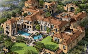 proposed spanish mediterranean estate in scottsdale az homes of