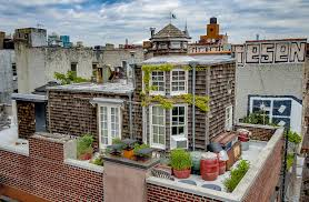small houses that look like castles for the first time this rare nyc rooftop cottage is for sale
