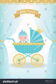 illustration vector baby boy sitting on stock vector 645340966