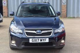 subaru crosstrek grill used 2017 subaru xv i se premium 5dr for sale in west sussex