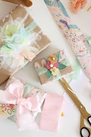 floral gift wrapping paper gift wrapping diy packages floral gift wrap pastel