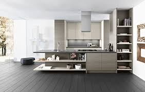kitchen designs ideas for above the cabinet space gray white