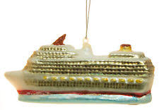 cruise ship ornament ebay