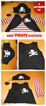 Toddler Boy Pirate Halloween Costumes Pirate Costume Kids Minute Diy