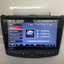 lexus is 250 display lexus touch screen lexus touch screen suppliers and manufacturers