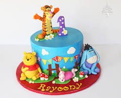 winnie the pooh cake cakecentral