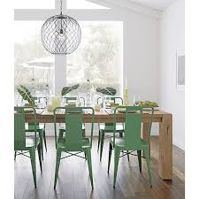 crate and barrel dining room tables big sur natural 905 dining table in dining tables crate and barrel