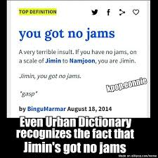 Memes Urban Dictionary - poor jimin even the urban dic knows lol meme center jimin and meme