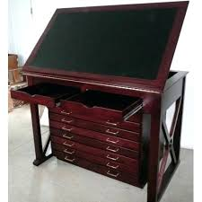 Drafting Table Storage Drafting Table With Storage Cryptofor Me