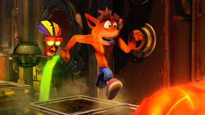 crash bandicoot n sane trilogy was developed without the original