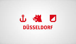 corporate design d sseldorf brand identity concept for the city of düsseldorf behance logos
