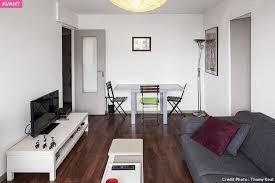 am駭ager un coin bureau dans un salon avant après métamorphoser un petit salon maison créative