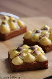 bergamote cuisine petites tartes citron bergamote cuisine de déborah patisserie
