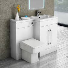 bathroom vanity unit with basin bathroom decoration