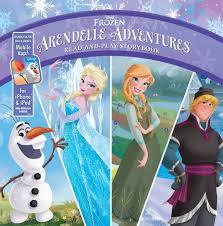 frozen story anna elsa disney books disney