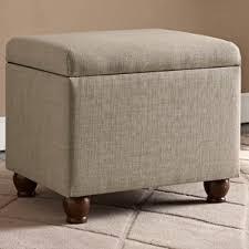 cube ottoman fabric kilim wayfair