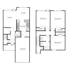 South Ridge Floor Plans Apartment Floor Plans Southridge Townhomes